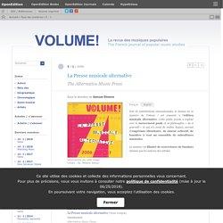 2006 La Presse musicale alternative