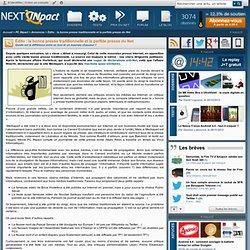 Édito : la bonne presse traditionnelle et la perfide presse du Net