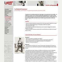 BNF La Presse à la Une - Action pédagogique