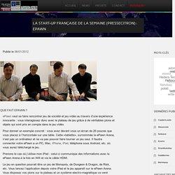 La Start-Up française de la Semaine (PresseCitron) : ePawn