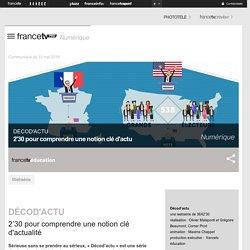 FranceTV Pro – Pressrooms du groupe France Télévisions