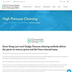 Best High Pressure Cleaning Services Geelong