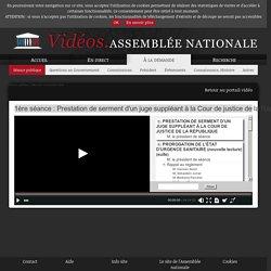 Prestation de serment d'un juge suppléant à la Cour de justice de la République ; Prorogation de l'état d'urgence sanitaire (nouvelle lecture) (suite) - Mercredi 4 novembre 2020