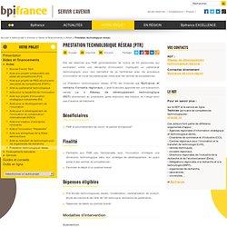 Prestation Technologique Réseau (PTR)