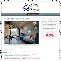 Prestations Décoration intérieure : annabellefesquet-decoratrice