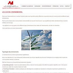 Evénements, métiers, prestations, activités, projets.... - myLodgEvent.com