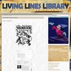 Living Lines Library: Preston Blair: Cartoon Animation
