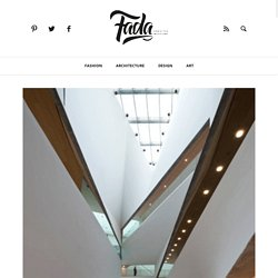 Tel Aviv Museum of Art by Preston Scott Cohen, Inc - FADA - Creative magazine
