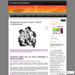 Le blog de Bouquineo
