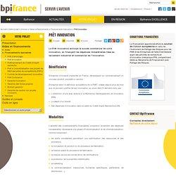 Prêt pour l'innovation (PPI) OSEO