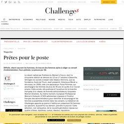 Prêtes pour le poste - Challenges.fr