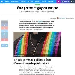 Être prêtre et gay en Russie