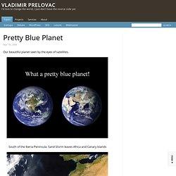 Pretty Blue Planet