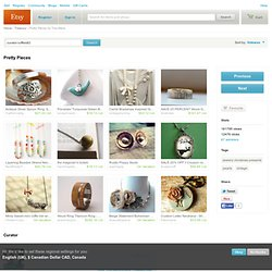 Pretty Pieces by Tina Marie on Etsy