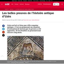 Les belles preuves de l'histoire antique d'Uzès