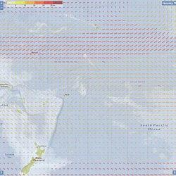 Prevailing Ocean Winds—Wind Rose Browser