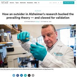 How an outsider bucked prevailing Alzheimer's theory, clawed for validation