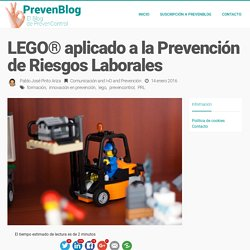 LEGO® aplicado a la Prevención de Riesgos Laborales - PrevenBlog