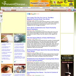 Prevent Disease.com - Aiming Towards Better Health