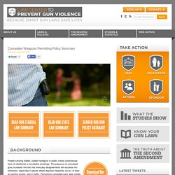 Law Center to Prevent Gun Violence – Gun Law Information Experts