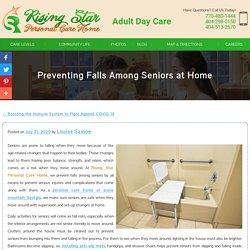 Preventing Falls Among Seniors at Home