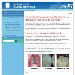 Université de Rennes : Prévention bucco-dentaire