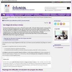 Aide personnalisée à l'école - Ressources pour l'aide personnalisée