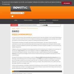 Prévention et gestion des risques environnementaux