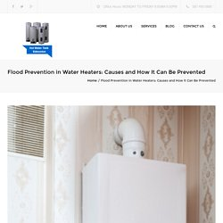 Hot-Water Heater Installation Expert in Edmonton