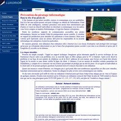 Prévention du piratage informatique - Dans la tête d'un pirate