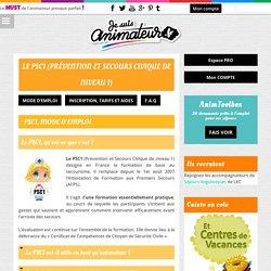 PSC1 (Prévention et Secours Civique de niveau 1) - JeSuisAnimateur.fr