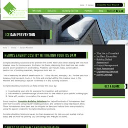 Roof Ice Dam Prevention Systems MN