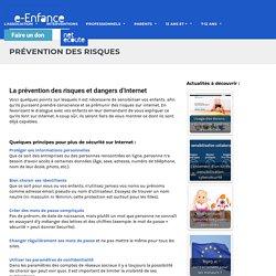 Prévention des risques d'internet