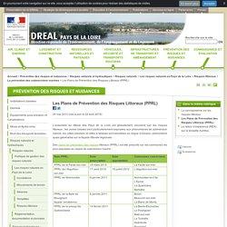 Les Plans de Prévention des Risques Littoraux (PPRL)