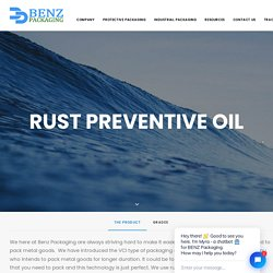 Rust Preventive Oil for Steel Manufacturers Gurgaon India