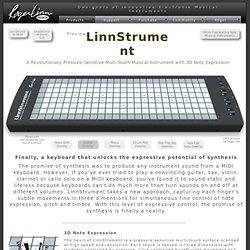 Preview: LinnStrument
