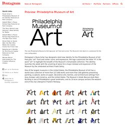 Preview: Philadelphia Museum of Art