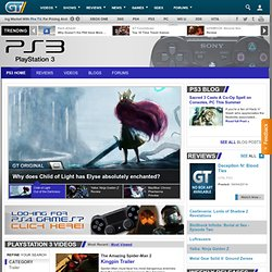 PlayStation 3: Reviews, Trailers and Interviews