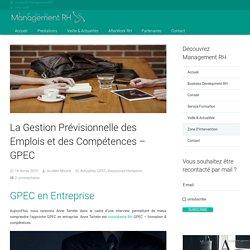 La Gestion Prévisionnelle des Emplois et des Compétences – GPEC