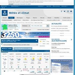 METEO COMBS-LA-VILLE par Météo-France - Prévisions Météo gratuites à 15 jours sur toutes les villes de la métropole