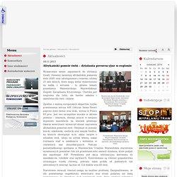 MAZOWIECKIE_PL 18/11/13 Afrykański pomór świń – działania prewencyjne w regionie