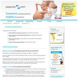 Tworzenie prezentacji PowerPoint, poprawianie slajdów, prezentacje marketingowe, sprzedażowe - Prezentio.com