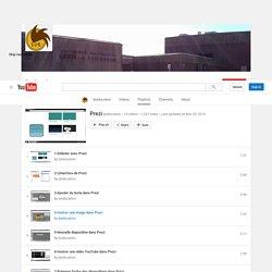 Débuter avec Prezi étape par étape en 10 vidéos