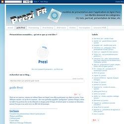 guide Prezi