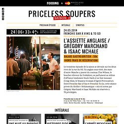 Réservez au restaurant Le Comptoir du Relais pour le Priceless Souper #07 du 22/03/2013