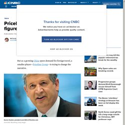 Priceline—the only big US Web company that's figured out China
