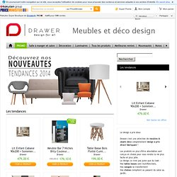 Boutique Drawer sur PM