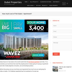 Looking for Low Dubai Flat Prices