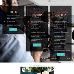 Pricing - beamium.com