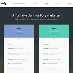 Raven Tools Pricing and Plans | Raven Internet Marketing Tools
